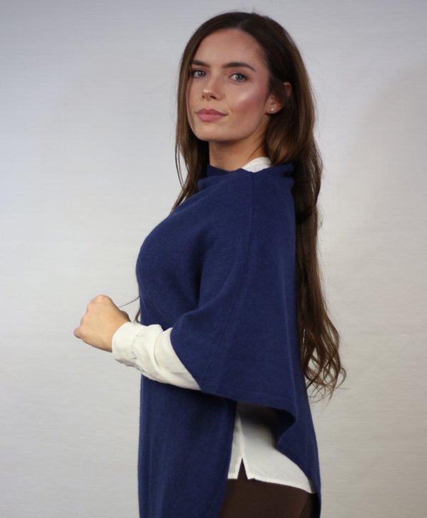 cashmere blue wrap