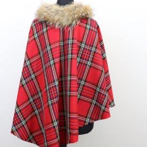 edinburgh real fur back