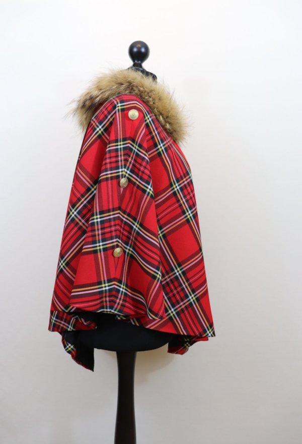 edingburgh real fur side