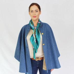 chelsea cape blue