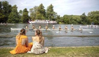 henley riverbank